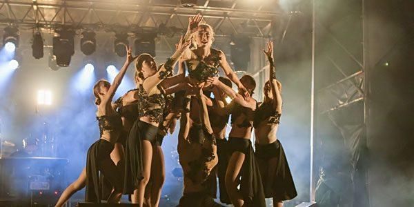 danse, comité aviseur, danseurs, spectacle surface